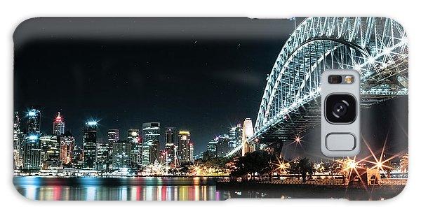 Sydney Harbour Sparkle Galaxy Case