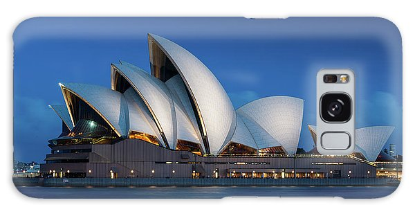 Sydney Opera House After Dark Galaxy Case