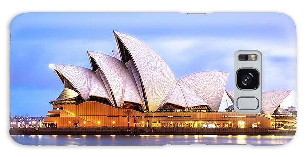Sydney Opera House At Dawn Galaxy Case