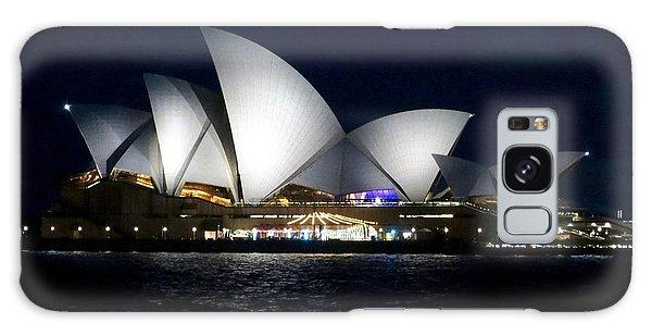 Sydney Opera House Galaxy Case