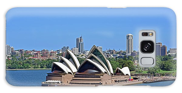 Sydney Opera House No. 17-1 Galaxy Case
