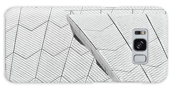 Sydney Opera House Roof No. 10-1 Galaxy Case