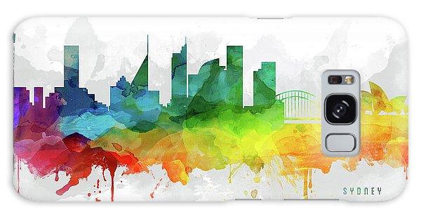 Sydney Skyline Mmr-ausy05 Galaxy Case by Aged Pixel