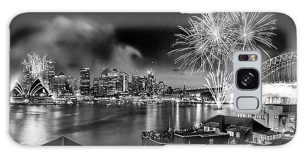 Fireworks Galaxy Case - Sydney Spectacular by Az Jackson