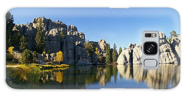 Sylvan Lake, Custer South Dakota Galaxy Case