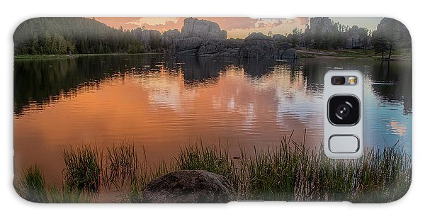 Galaxy Case featuring the photograph Sylvan Lake by Gary Lengyel