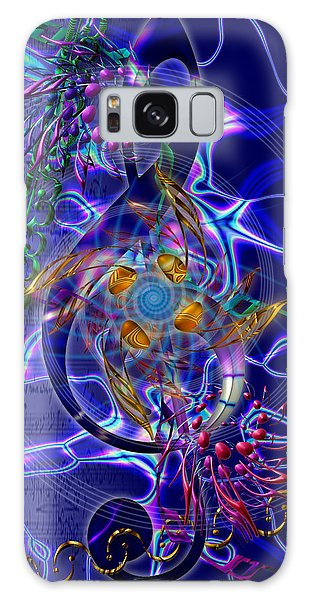 Symagery 20 Galaxy Case by Kenneth Armand Johnson