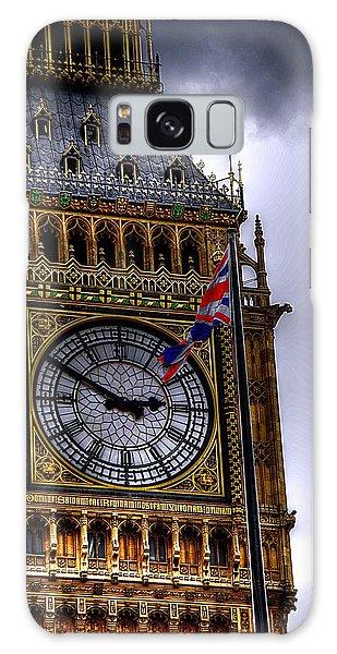 Symbols Of London Galaxy Case by Karen McKenzie McAdoo