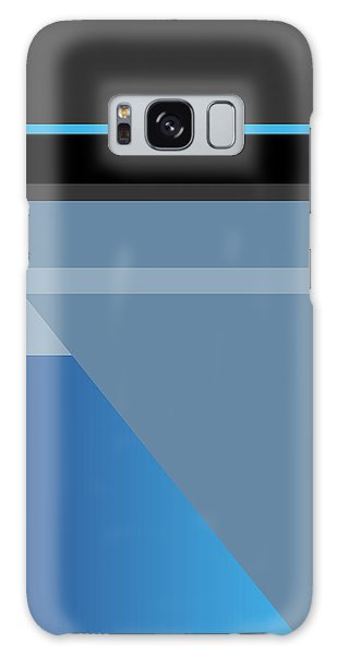 Symphony In Blue - Movement 1 - 1 Galaxy Case