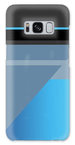 Symphony In Blue - Movement 1 - 3 Galaxy Case