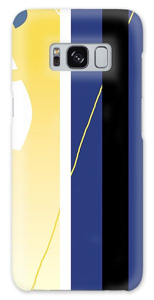 Symphony In Blue - Movement 2 - 1 Galaxy Case