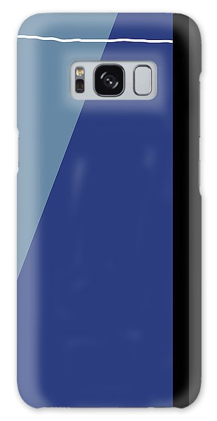 Symphony In Blue - Movement 3 - 3 Galaxy Case