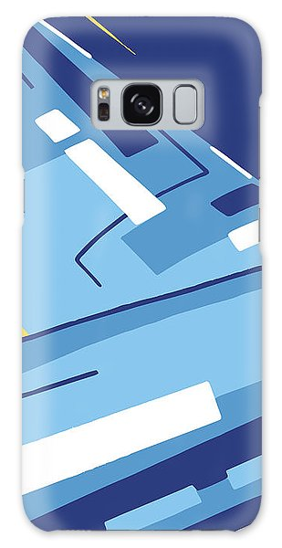 Symphony In Blue - Movement 4 - 1 Galaxy Case