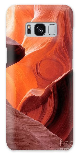 Symphony Of Light Galaxy Case by Sandra Bronstein