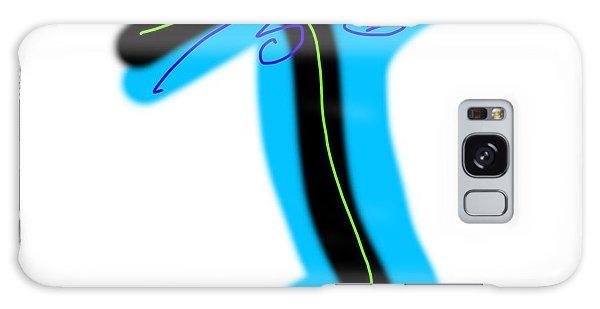 T2 Galaxy Case