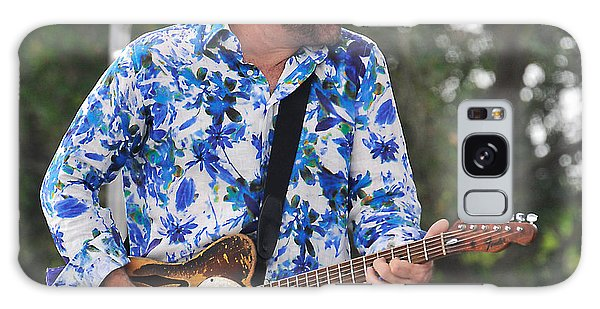 Tab Benoit And 1972 Fender Telecaster Galaxy Case