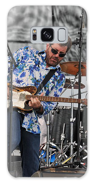 Tab Benoit Plays His 1972 Fender Telecaster Thinline Guitar Galaxy Case