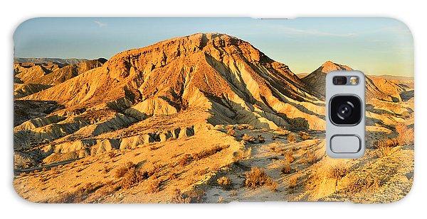Tabernas Desert Almeria Spain Galaxy Case by Marek Stepan