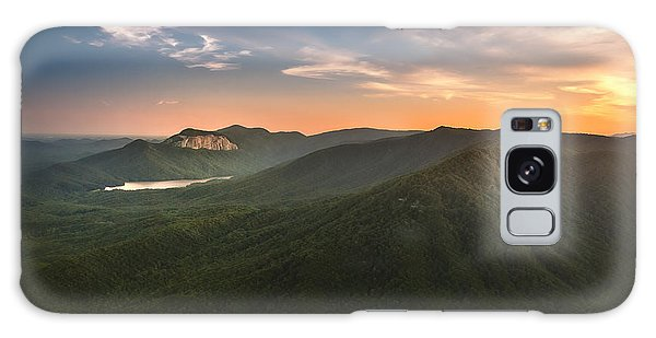 Table Rock Sunset Galaxy Case