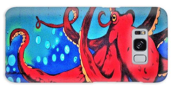 Tacoma Octopus  Galaxy Case