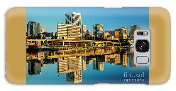 Tacoma's Waterfront,washington Galaxy Case