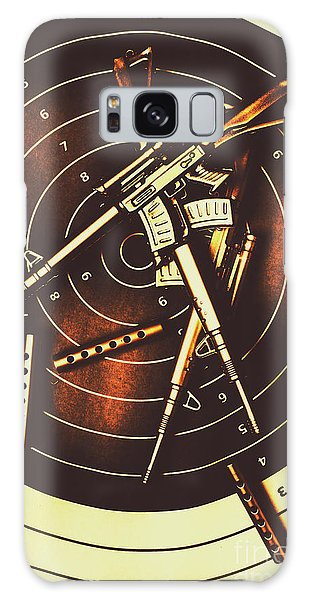 Guns Galaxy Case - Tactical Army Range by Jorgo Photography - Wall Art Gallery