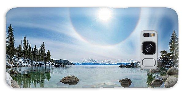 Tahoe Halo By Brad Scott Galaxy Case