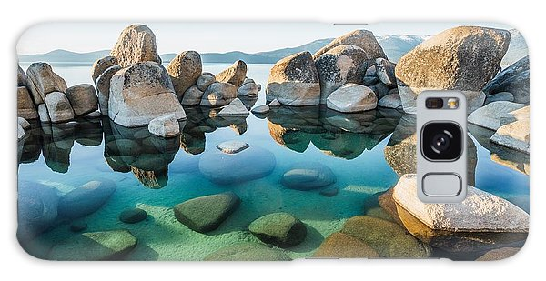 Tahoe Reflections Galaxy Case