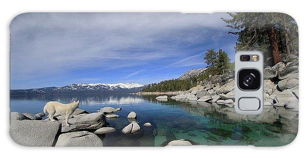 Tahoe Wow Galaxy Case
