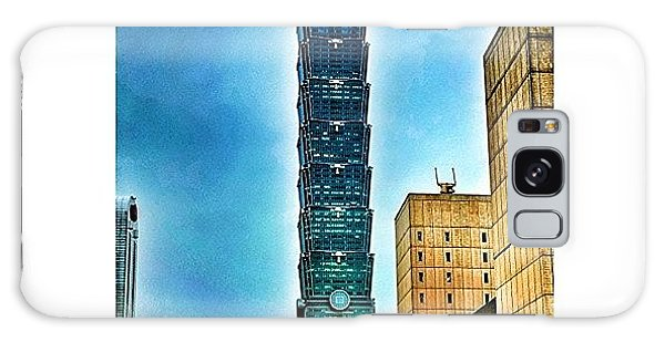 Holiday Galaxy Case - Taipei 101 (chinese: 台北101 / by Tommy Tjahjono