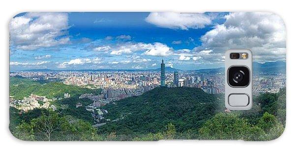 Taipei Panorama Galaxy Case