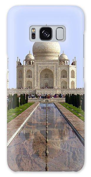 The Taj Mahal - Grand Canyon Mash-up Galaxy Case