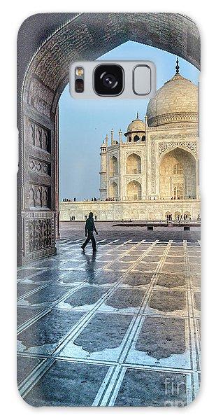 Taj Mahal 01 Galaxy Case