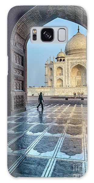 Taj Mahal 01 Galaxy Case