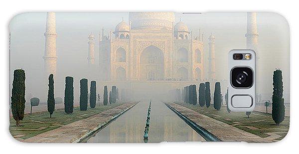Taj Mahal At Sunrise 02 Galaxy Case