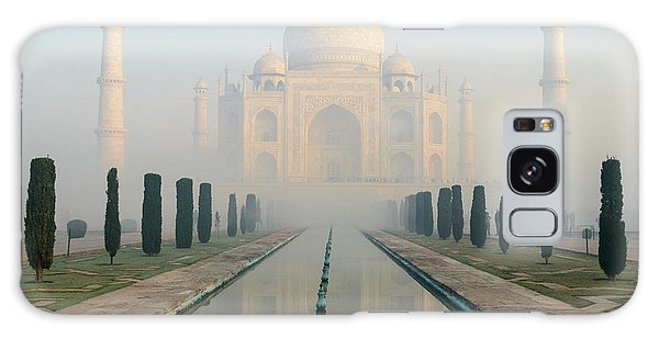 Taj Mahal At Sunrise 02 Galaxy Case