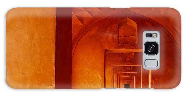 Doors Of India - Taj Mahal Galaxy Case