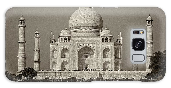 Taj Mahal Galaxy Case
