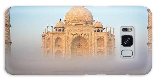 World Religion Galaxy Case - Taj Mahal In The Mist by Inge Johnsson