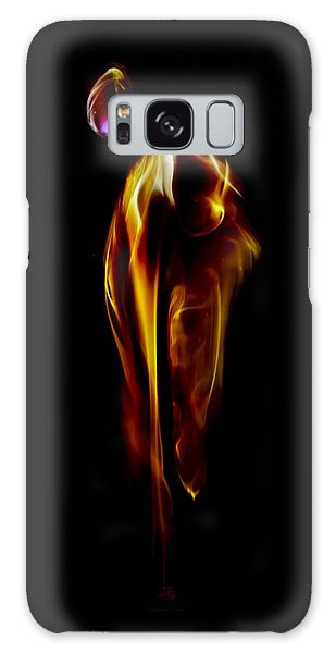 Take A Breath Of Your Light Galaxy Case