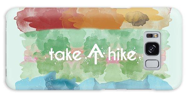 Take A Hike Appalachian Trail Galaxy Case