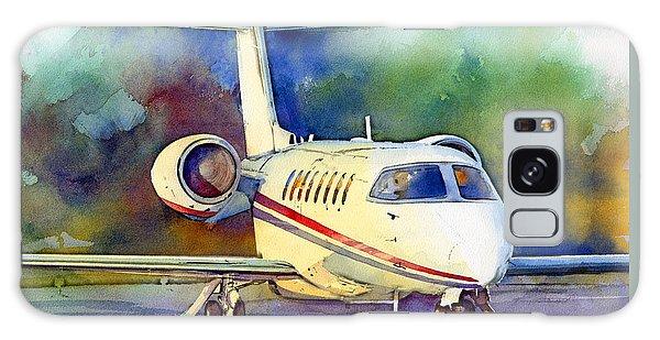 Taking Flight Galaxy Case