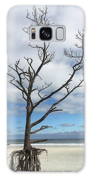 Talbot Stilt Tree #1 Galaxy Case
