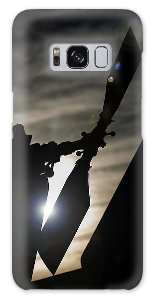 Tale Sun Galaxy Case by Paul Job