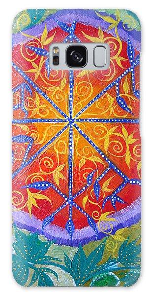 Galaxy Case - Talisman by Joanna Pilatowicz
