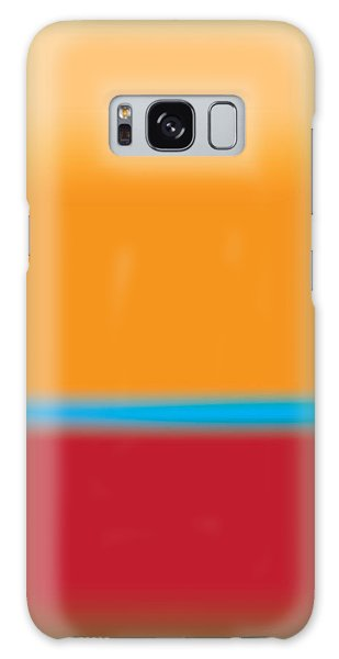 Tall Abstract Color Galaxy Case