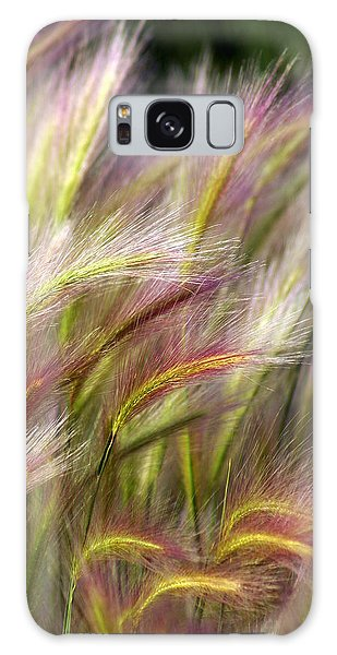 Plants Galaxy Case - Tall Grass by Marty Koch