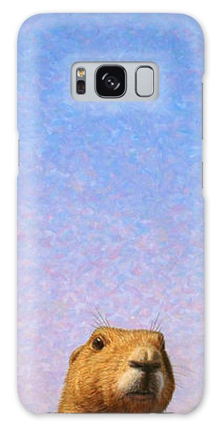 Tall Prairie Dog Galaxy Case