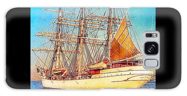 Tall Ship Galaxy Case