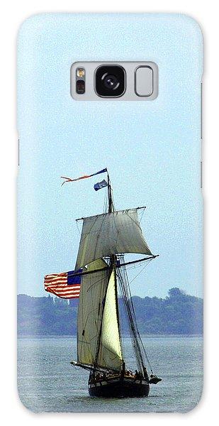 Tall Ships Boston 2017 Galaxy Case